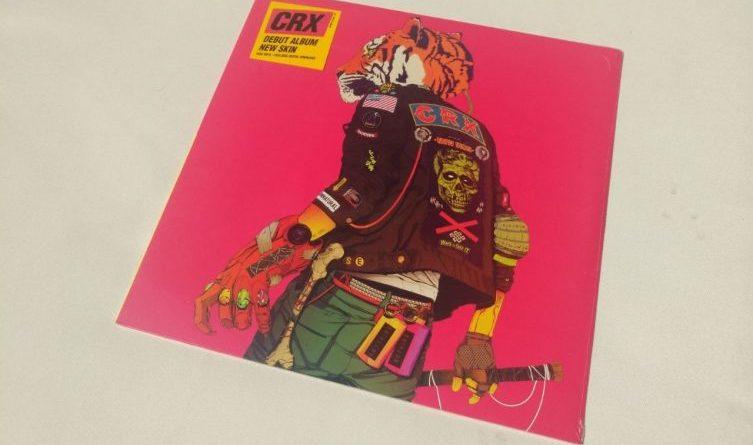 Gewinspiel: Hier kannst du eine Vinyl von CRX gewinnen