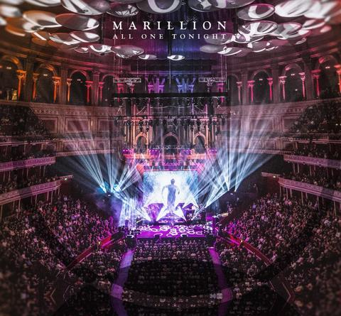 "MARILLION VERÖFFENTLICHEN IHRE EINZIGARTIGE PERFORMANCE ""ALL ONE TONIGHT (LIVE AT THE ROYAL ALBERT HALL)"" WELTWEIT AM 27. JULI 2018"