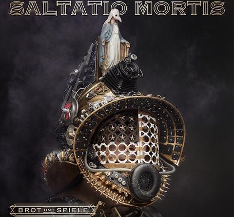 """Saltatio Mortis - das kommende Album """"Brot und Spiele"""" bietet ein tolles Erlebnis"""
