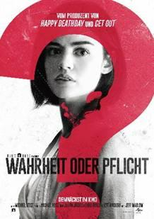 Wahrheit oder Pflicht - Absolut genialer Horrorthriller ab 10. Mai im Kino
