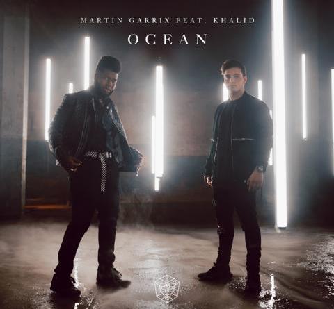 Martin Garrix veröffentlicht seine Single Ocean feat. Khalid