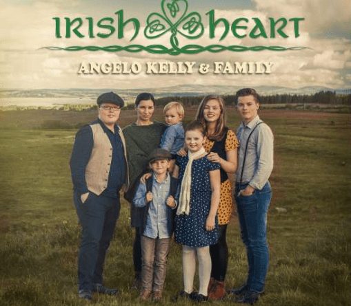 """Irish Heart"" von Angelo Kelly und Family Foto: Universal Music"