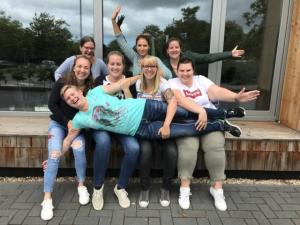 Mädchen*arbeitskreis des Landkreises Grafschaft Bentheim wieder aktiv -Die Mitglieder des Mädchenarbeitskreises haben sich viel vorgenommen. Foto: Landkreis Grafschaft Bentheim