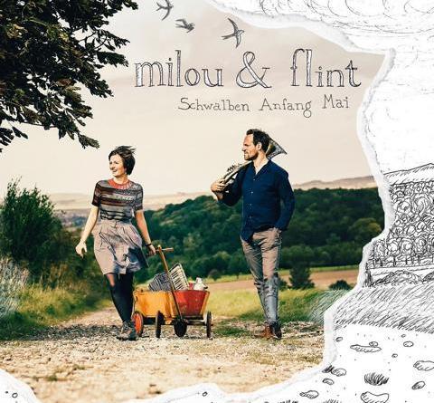 """milou & flint mit neuer Single/ Video """"Schwalben Anfang Mai"""" und neuem Album """"blau über grün"""" am 07. September"""