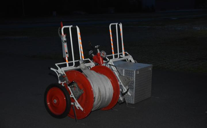 Feuerwehr1 Geräte Foto NordNews