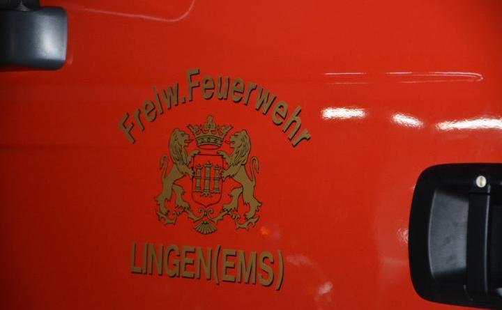 Grundreinigung in der Emslandarena löst Großeinsatz der Feuerwehr aus
