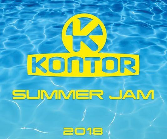 VARIOUS ARTISTS – KONTOR SUMMER JAM 2018 3 CD-SET / DOWNLOAD: OUT 10.08.2018