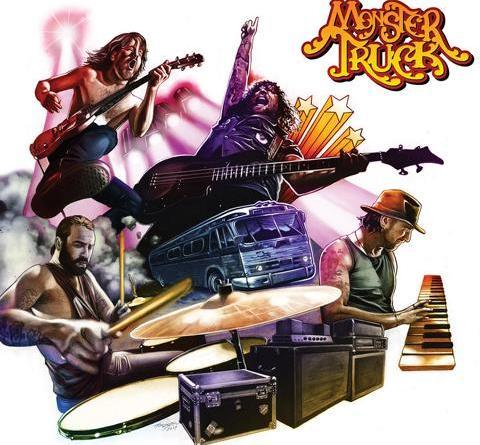 Monster Truck - True Rockers - Ab dem 14. September geht es rund ...