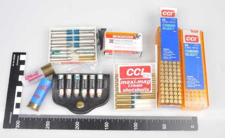 Lingen / Haselünne - Eigentümer beschlagnahmter Munition aus Diebesgut gesucht Foto: Presseportal.de