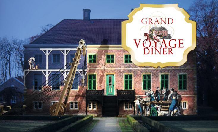 """Castingaufruf für das Grand Voyage Díner - Das """"Grand Voyage Díner"""" markiert das Highlight des diesjährigen Veranstaltungsjahres, für das nun noch Komparsenrollen zu vergeben sind. Foto: Stadt Papenburg"""