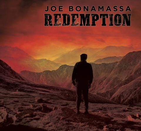 Joe Bonamassa - Redemption - das neue Album ab dem 21. September überall zu haben