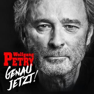 """Das langersehnte musikalische Comeback – Wolfgang Petry macht wieder Schlager: Album """"Genau jetzt!"""""""