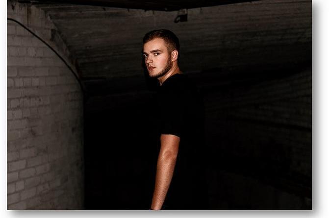 """Gaullin - der litauische DJ Newcomer veröffentlicht heute seine Cover Single """"Moonlight"""" !"""