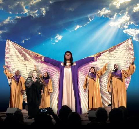 Auch Barack Obama schätzt ihre Musik: Die BLACK GOSPEL ANGELS singen am 15.01.2019 in Meppen