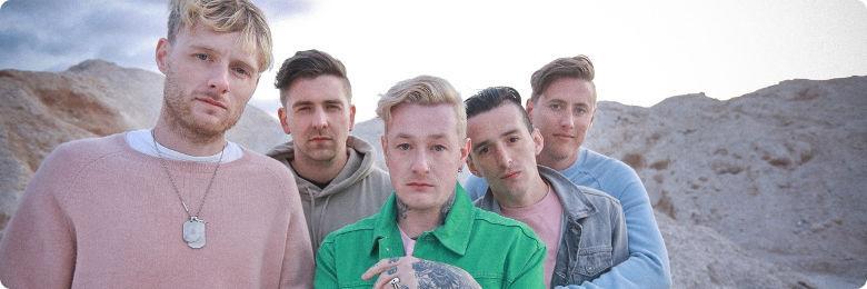 """Deaf Havana – im November als Support von Nothing But Thieves auf Tour – neues Album """"Rituals"""""""
