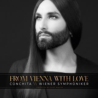 """Conchita und die Wiener Symphoniker: """"From Vienna with Love"""" – das neue Album 19.10. – auf Deutschlandtour ab 22.10."""