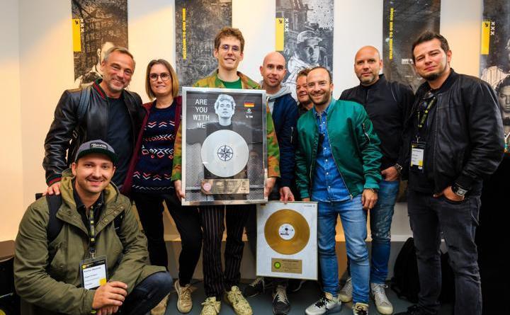Lost Frequencies ist Deutschlands erfolgreichster belgischer Künstler