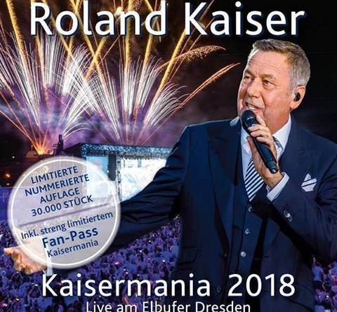 "ROLAND KAISER Die Doppel-CD ""Kaisermania 2018"""