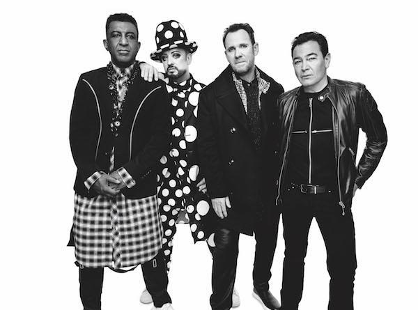 """BOY GEORGE & CULTURE CLUB veröffentlichen diese Woche ihr Comeback-Album """"LIFE"""""""