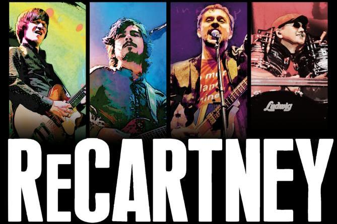 Alte Molkerei - ReCartney - Coming Up Live! Tour 2018
