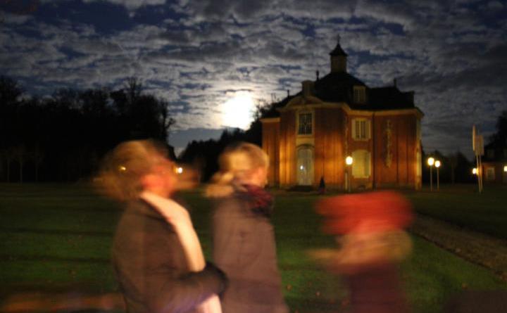 Taschenlampenführung für die ganze Familie Foto: Schloss Clemenswerth