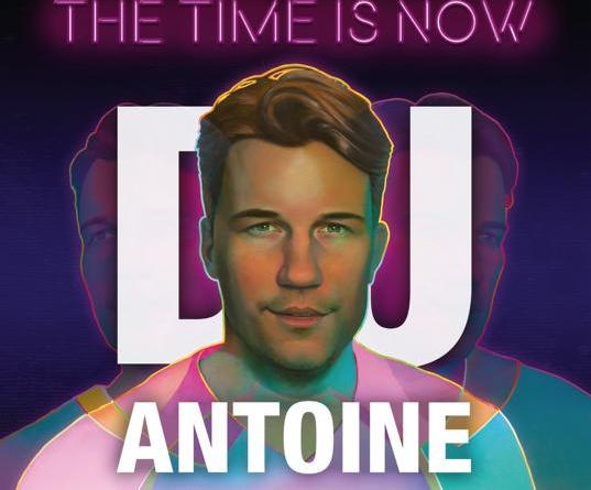 DJ Antoine - The Time Is Now