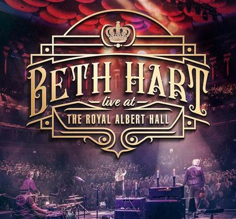 "News - Beth Hart - neues Live Video zu ""Leave The Light On"" vorab online! ""Live At The Royal Albert Hall"" am 30. November"