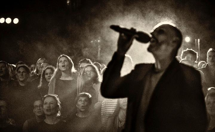 "Ein Musik Event mal ganz anders: ""Sing Dela Sing"" - alle singen, all night long"