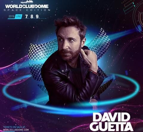 David Guetta kommt zum BigCityBeats WORLD CLUB DOME 2019