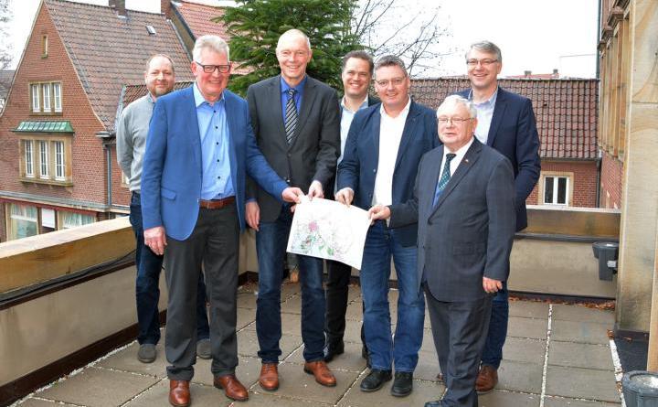 """Fördermittel für """"Dorfregion"""" Nordhorn-Neuenhaus bewilligt - Grafschafter Kommunen kooperieren bei der Dorfentwicklung Foto: Stadt Nordhorn"""