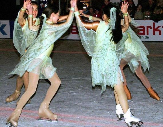 Eislaufshow am Samstag Foto: Stadt Meppen