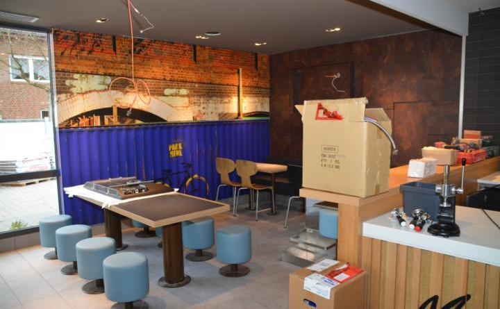McCafé vor der Wiedereröffnung - Foto: NordNews.de