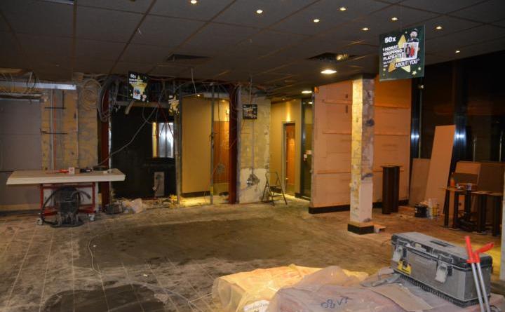 McDonald's Meppen - Bald ist Wiedereröffnung - was gibt es neues? So sieht es im Moment aus Foto: NordNews.de