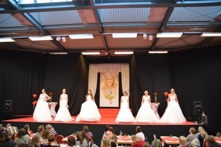 Save The Date - Die Hochzeitsmesse 2019 in den Emslandhallen - ein voller Erfolg Foto: NordNews.de