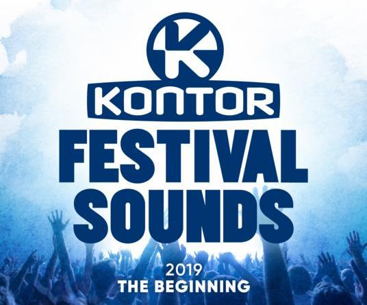 VARIOUS ARTISTS – KONTOR FESTIVAL SOUNDS 2019 – THE BEGINNING - ENTHÄLT ALLE HYMEN DER KOMMENDEN FESTIVAL SAISON