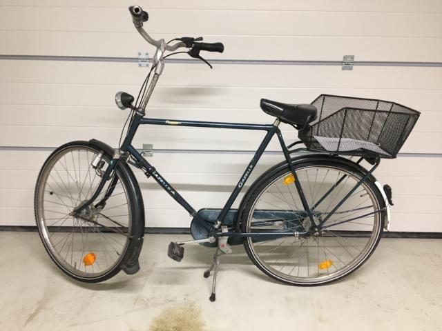 Salzbergen - Fahrrad bei amtsbekannten Fahrraddieb gefunden - Fahrradeigentümer gesucht Foto: Polizei