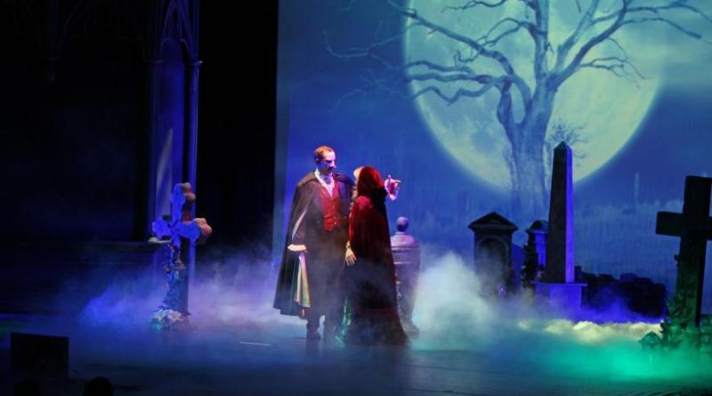 """Deborah Sasson gastierte mit dem """"Phantom der Oper"""" in Lingen"""