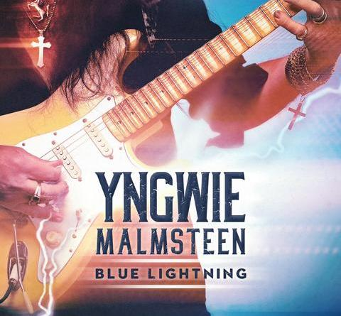 "Yngwie Malmsteen – Track Pre-Listening ""While My Guitar Gently Weeps"" - neues Album ""Blue Lightning"" am 29. März"