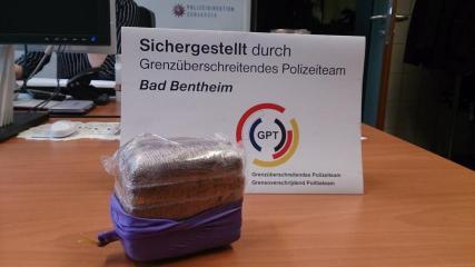 Bad Bentheim - Kontrollen des GPT erfolgreich Foto: Polizei
