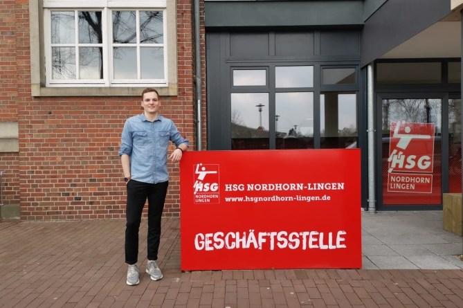 HSG Alec Smit Vertragsverlängerung 2