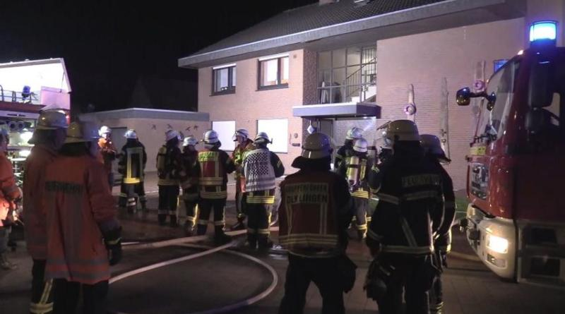 Aktuell - Küchenbrand in Langen Foto: Nordnews.de