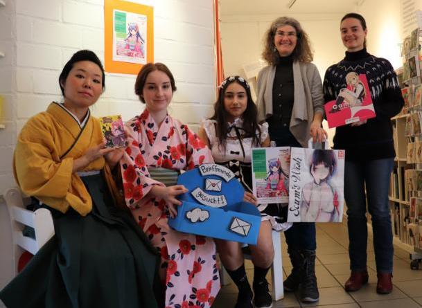 Das erste Manga Café in Papenburg öffnet am 8. April allen Manga-, Anime- und Cosplay-Fans die Türen. Foto: Papenburg Kultur