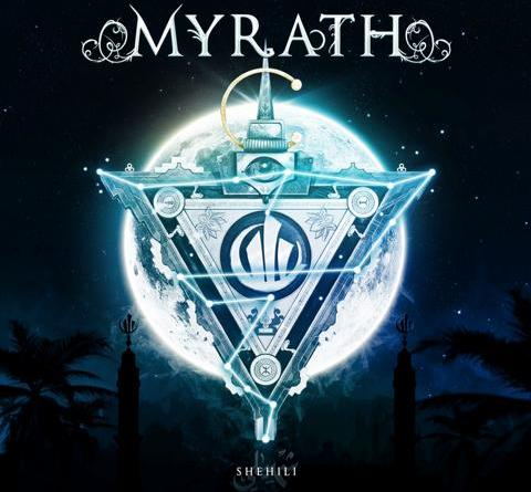 "MYRATH mit neuem Video zur Single ""No Holding Back"""