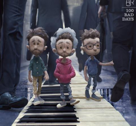 """AJR - die drei New Yorker Brüder melden sich zurück mit dem neuen Video zur aktuellen Single """"100 Bad Days"""" aus ihrem kommenden Album"""