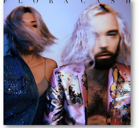 """flora cash veröffentlichen heute ihre neue EP """"Press"""""""