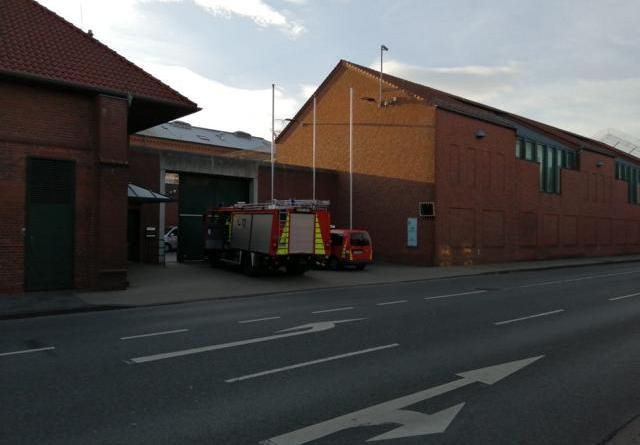 Aktuell/ Lingen: Vermutlicher Brand in der JVA Lingen