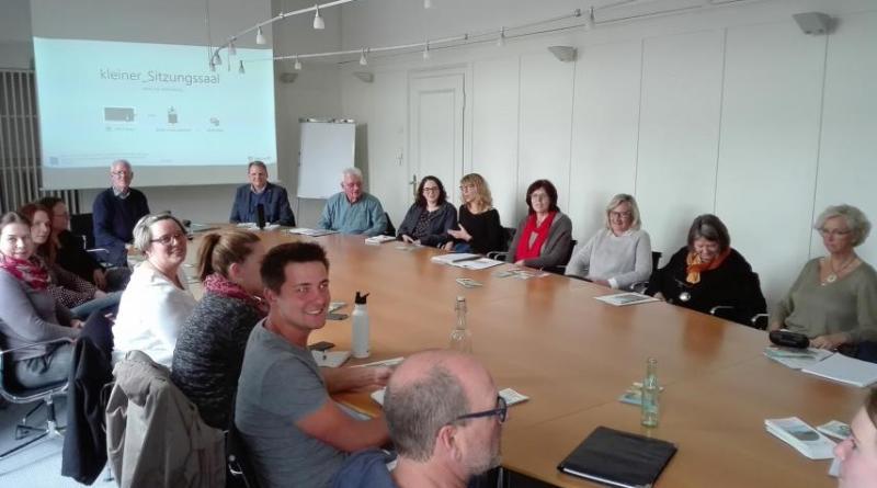Fairtrade- und Nachhaltigkeitsakteure vernetzen sich - Erstes Treffen im Nordhorner Rathaus mit hoher Beteiligung