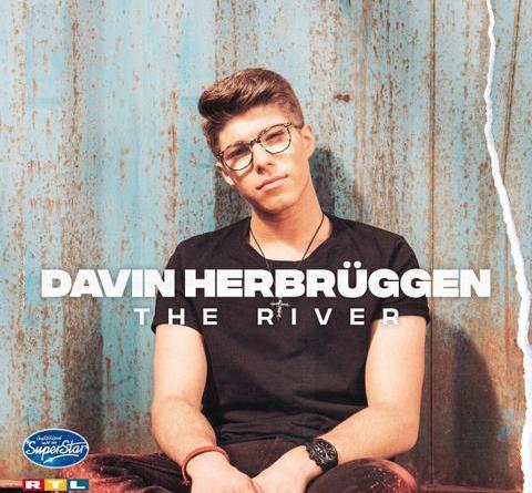 """Der DSDS Gewinner Davin Herbrüggen präsentiert das Video zu seiner ersten Single """"The River"""""""