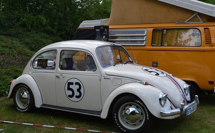 Käfer trafen sich zum 20. Mal am Speichersee Geeste . Foto: Gemeinde Geeste