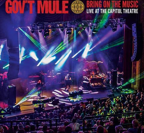 "Gov't Mule veröffentlichen ""Bring On The Music – Live At The Capitol Theatre"" am 28. Juni"